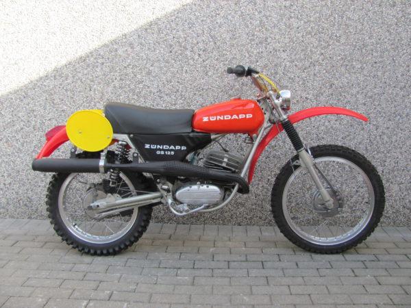 ZUNDAPP GS 125