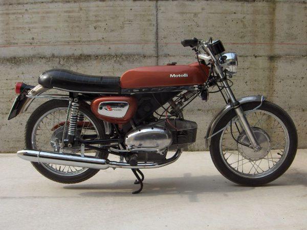 MOTOBI 125 SS