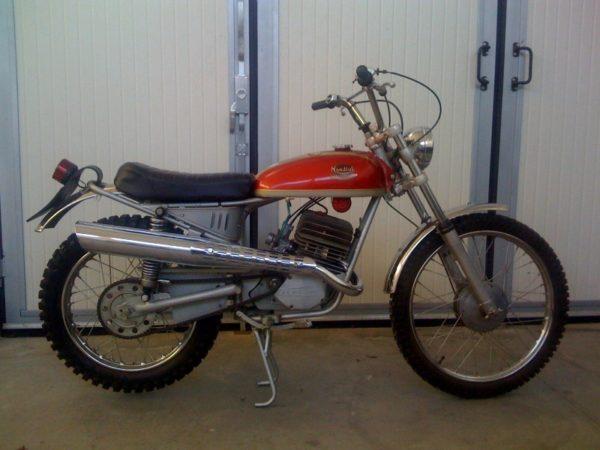 MONDIAL MK 125